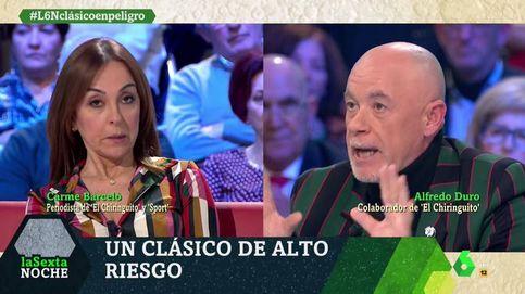 ¿Alfredo Duro en 'La Sexta noche'?: 'El chiringuito' invade el plató de Iñaki López