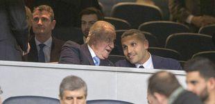 Post de El rey Juan Carlos: almuerzo con Sarkozy y visita al Bernabéu en mitad de las investigaciones sobre su fortuna