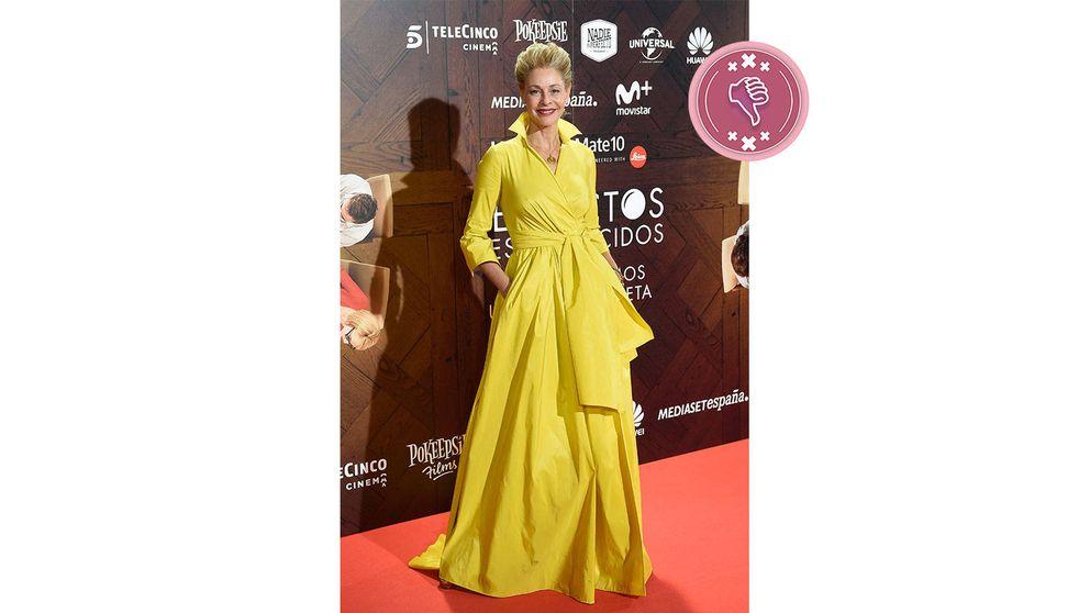 De Belén Rueda a Carmen Lomana: las mejor y peor vestidas de la semana