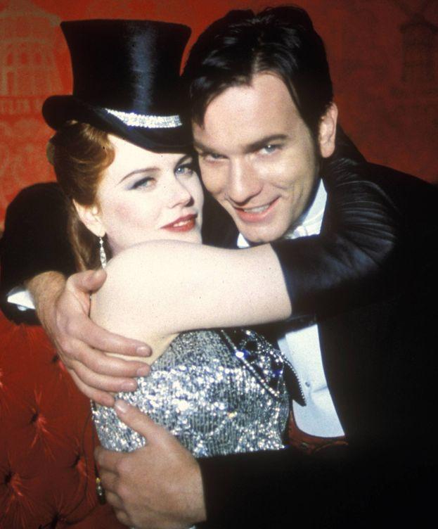 Foto: Nicole Kidman y Ewan McGregor, en 'Moulin Rouge'. (CP)