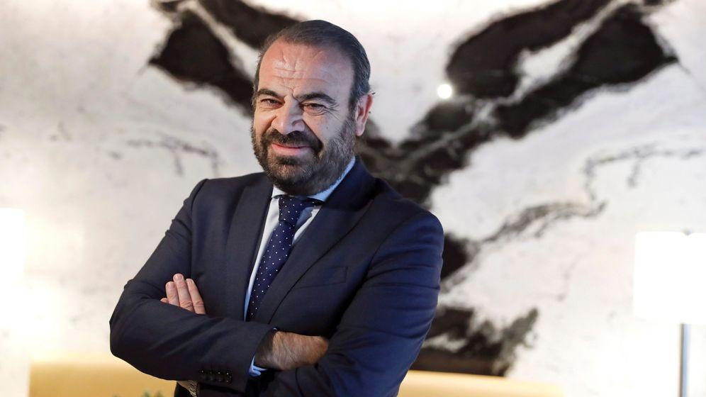 Foto: Gabriel Escarrer, vicepresidente y CEO de Meliá Hotels International. (EFE)