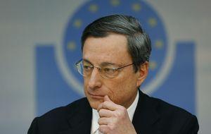 El gráfico que nos explica por qué el euro se deprecia