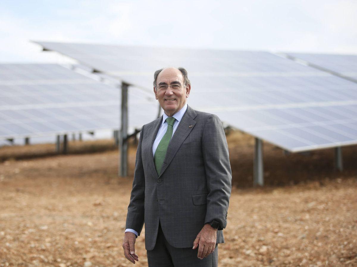 Foto: El presidente de Iberdrola, Ignacio Sánchez Galán.