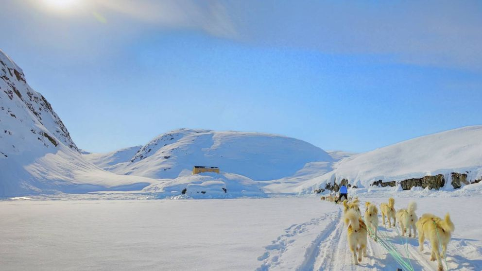 Viaje a Groenlandia: glaciares infinitos en el escenario de 'Walter Mitty '