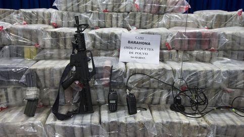Una tonelada de droga decomisada en R. Dominicana