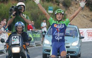 Escámez, el masajista que ganaba carreras a Valverde en amateur
