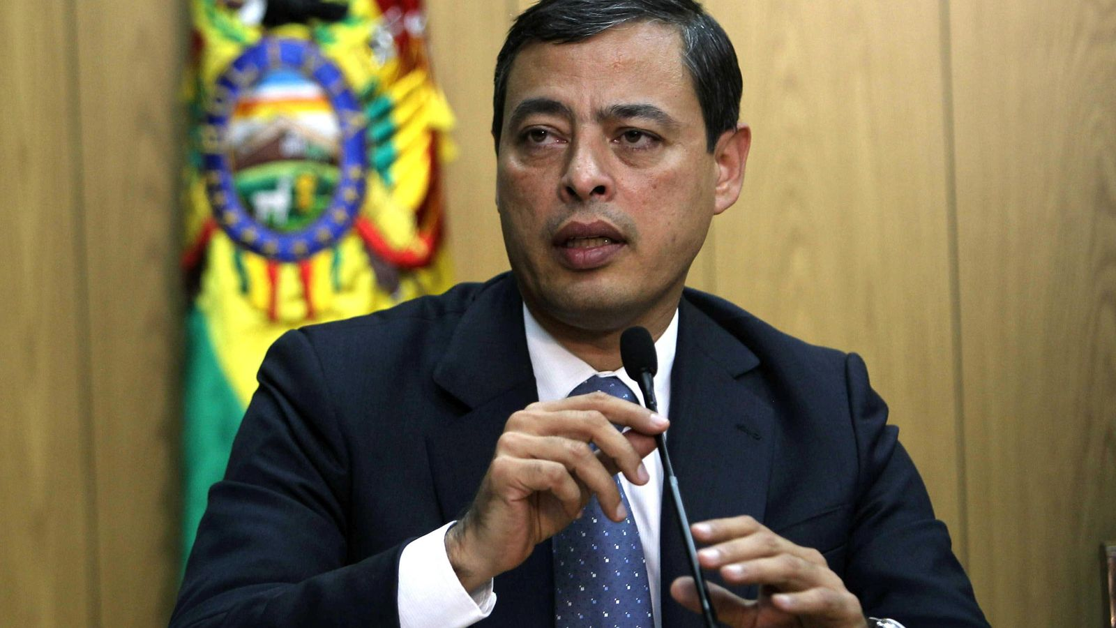 Foto: Fotografía de archivo del exministro de Finanzas de Venezuela Rafael Isea. (EFE)