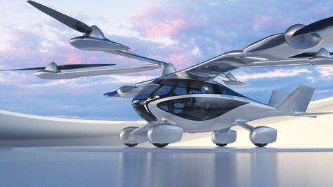 Los coches aéreos son el nuevo monorail de Los Simpsons