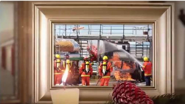 Interior felicita en un vídeo la Navidad a sus agentes que trabajan sin descanso