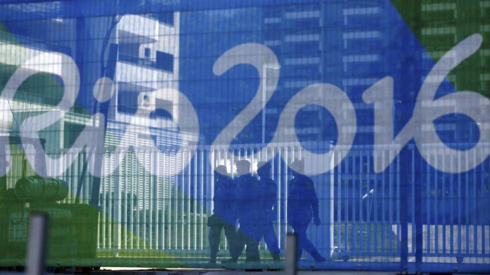 Foto: Río se prepara para recibir a los atletas (Reuters)