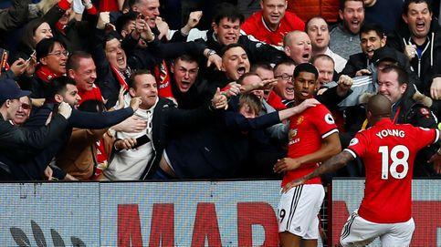 Rashford acerca al United a lo máximo que puede aspirar esta temporada: el 2º puesto