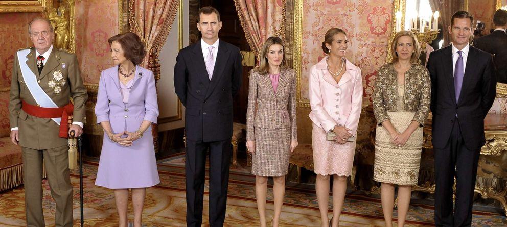Foto: Casa Real y Twitter, crónica de una muerte anunciada