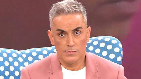 Mofas ante el inesperado cambio de Kiko Hernández en 'Sálvame'