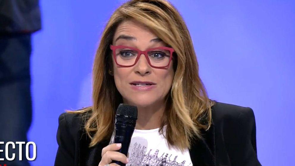 Toñi Moreno da el testigo a Nagore: Si subes la audiencia te arranco la cabeza