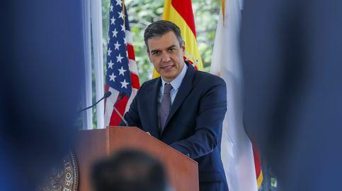 Sánchez pide desde EEUU reformas en Cuba sin injerencias de nadie y critica el embargo