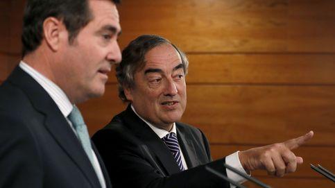 El presidente de Cepyme se pone un sueldo de 120.000 euros y abre un cisma