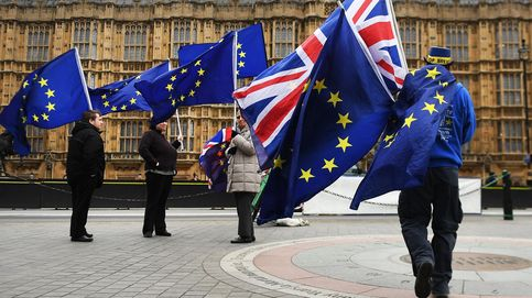 La economía de Reino Unido se desplomará un 8% si no hay acuerdo del Brexit