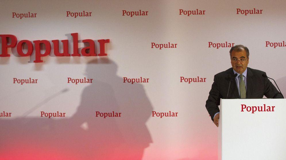 Foto: El expresidente del Banco Popular, Ángel Ron, pide una indemnización millonaria. (Reuters)