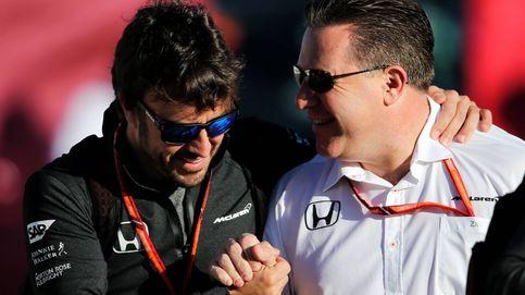 McLaren y el ave Fénix: hablando en plata, se trata de engrasar la cadena