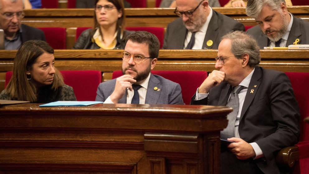 La amenaza del adelanto electoral en Cataluña enturbia la investidura de Sánchez