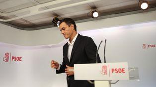 Los oficialistas del PSOE temen que Sánchez monte una escisión si pierde las primarias