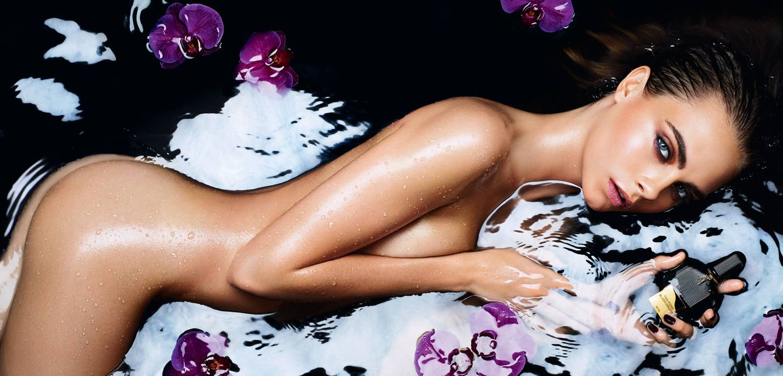 Foto: El poder del agua en tu piel. Así se prepara la piel con cosmética termal (Foto: Tom Ford)