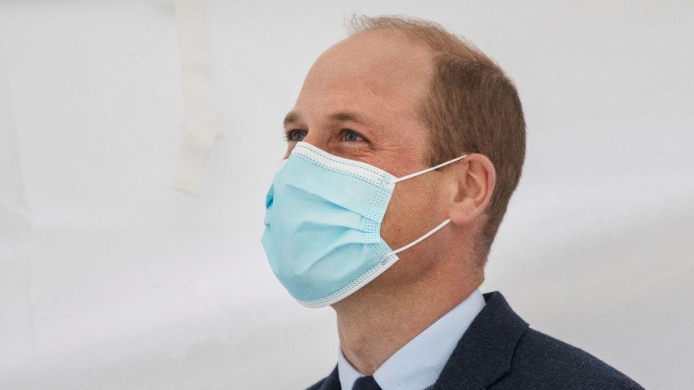 El príncipe Guillermo tuvo coronavirus en secreto en abril