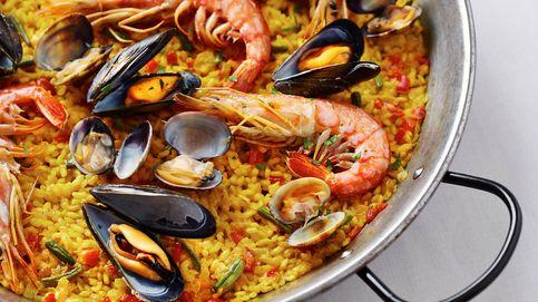 Paella, fideuá, arroz negro, de dónde surge cada uno