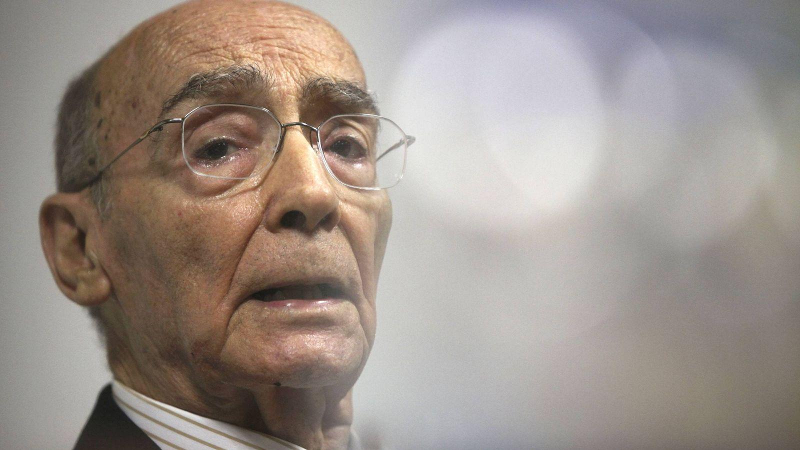 Foto: José Saramago en un acto en 2009 (Efe)