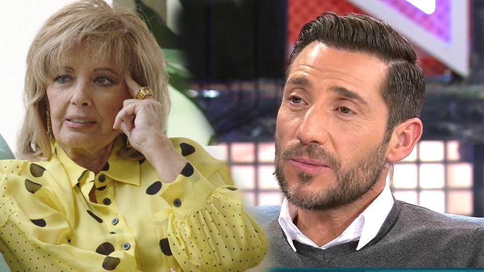 Antonio David quiere demandar a Teresa Campos: Tiene la boca muy grande