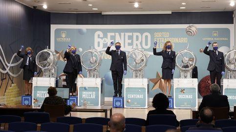 El tercer premio de la Lotería del Niño cae en el 05.587: 25.000 euros íntegros por décimo