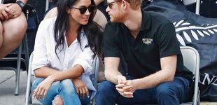 Post de ¿De quién es la bienvenida más especial que Harry y Meghan han recibido en Instagram?