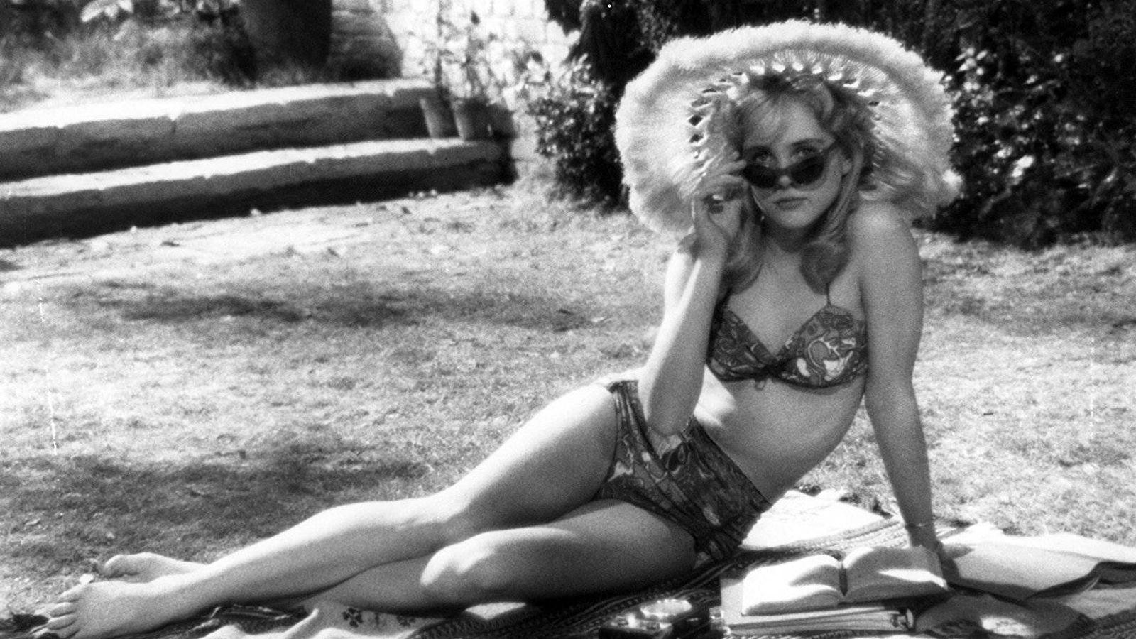 Foto: Sue Lyon en un momento de 'Lolita' (1962) de Kubrick. (MGM)