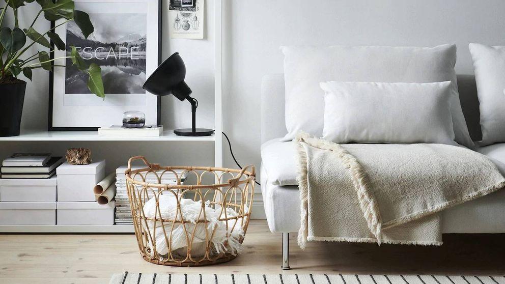 Las sillas plegables de Ikea y otras soluciones prácticas para ahorrar espacio en casa