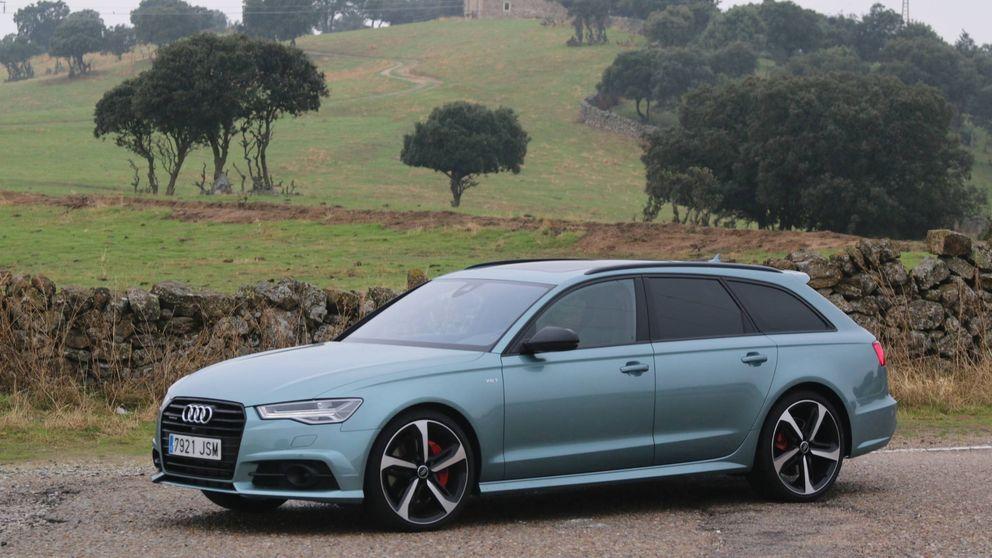 Audi A6 Avant Biturbo, una máquina de circuito disfrazada de familiar