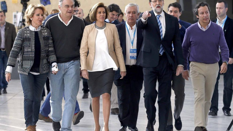 """Un líder del PP: """"Estamos en Orión viendo cómo se destruye la tierra"""""""