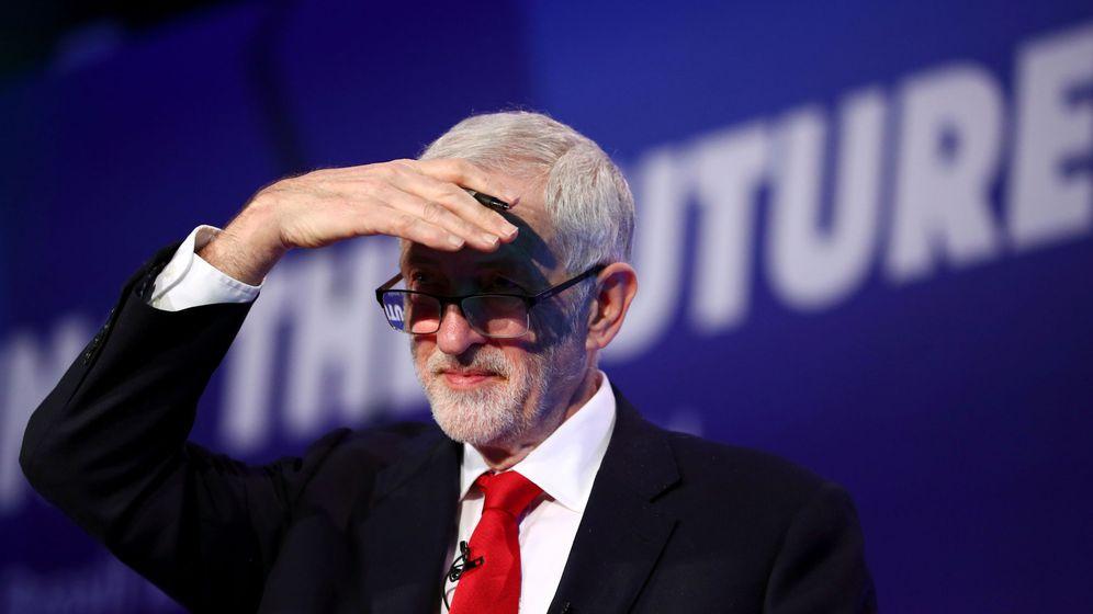 Foto: Jeremy Corbyn. (Reuters)