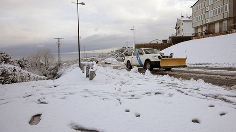 El temporal Ana que azota Europa en imágenes