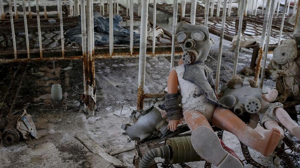 Listos para todo, excepto para Chernóbil
