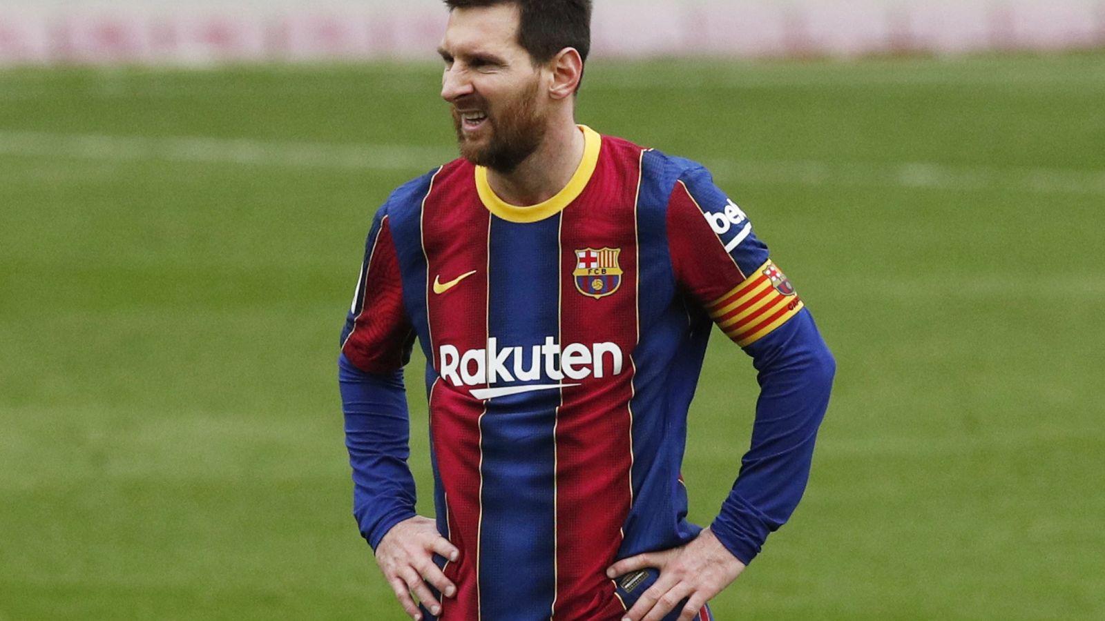 Laporta hace una oferta a la baja a Messi y Koeman quiere tener voz y voto