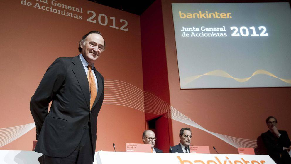 Guerrero hace caja en Bankinter con los títulos del banco en máximos de 2016