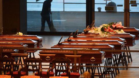 Ya son 41 los muertos en el derrumbe de Génova tras el hallazgo de una familia