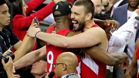 El anillo español de los Toronto Raptors: de Marc Gasol a José Manuel Calderón