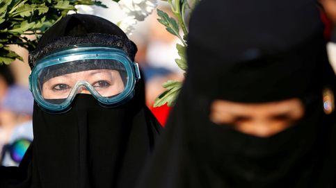 Contra los gases lacrimógenos