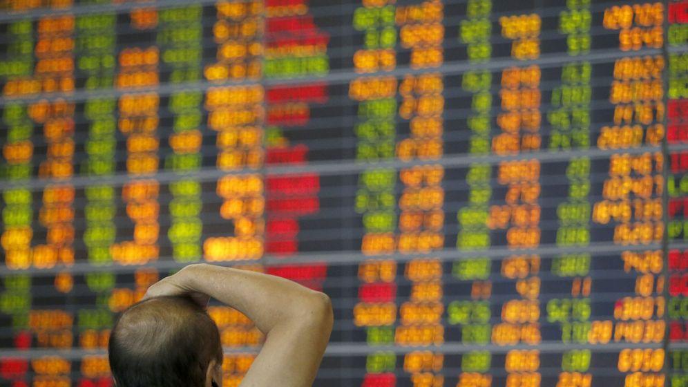 Foto: Valor de las acciones en bolsa. (Reuters)