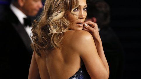 Cómo sobrevivir al flequillo cuando crece,  según Jennifer Lopez