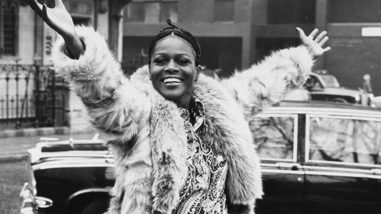 La actriz, en una imagen de 1973. (Getty)