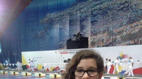 Así es Marian Polo, la joven aprendiz de la gran e incomparable Teresa Perales