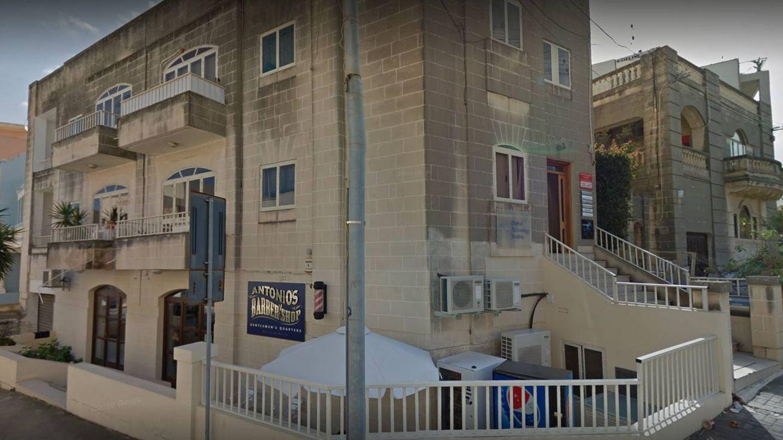 Edificio donde se encontraba la sede social de Altima Malta Limited. (Imagen: Google Street View)