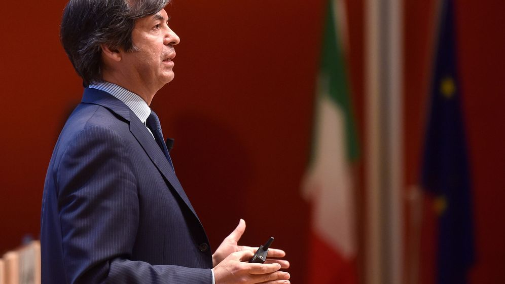Foto: Carlo Messina, CEO de Intesa. (Reuters)